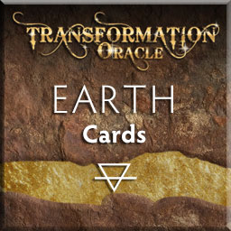 Transformation Oracle Earth Cards