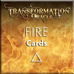 Transformation Oracle Fire Cards