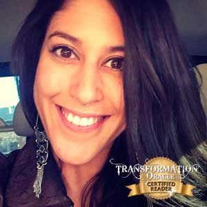 Rebecca Martinez, Transformation Oracle Certified Reader