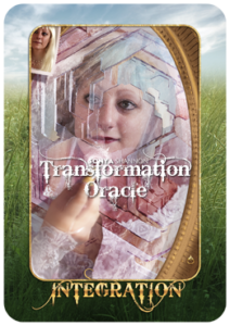 Integration card in Sonya Shannon's Transformation Oracle