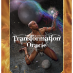 Liberation card in Sonya Shannon's Transformation Oracle