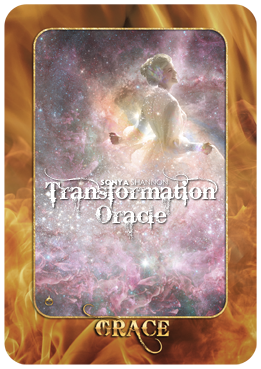 Grace card in Sonya Shannon's Transformation Oracle