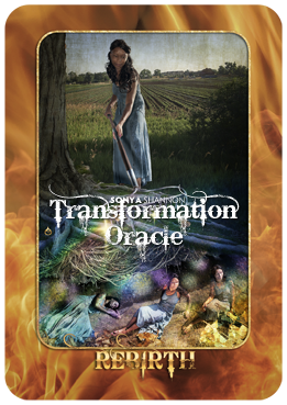 Rebirth card in Sonya Shannon's Transformation Oracle
