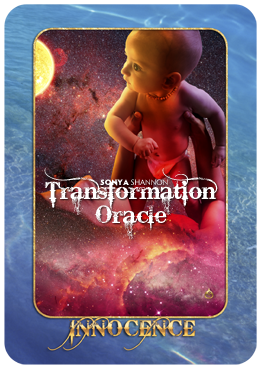 Innocence card in Sonya Shannon's Transformation Oracle