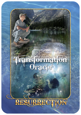 Resurrection card in Sonya Shannon's Transformation Oracle
