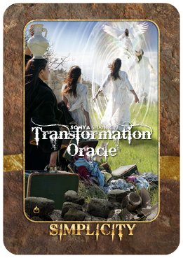 Simplicity card in Sonya Shannon's Transformation Oracle