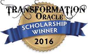 Transformation Oracle Scholarship Winner