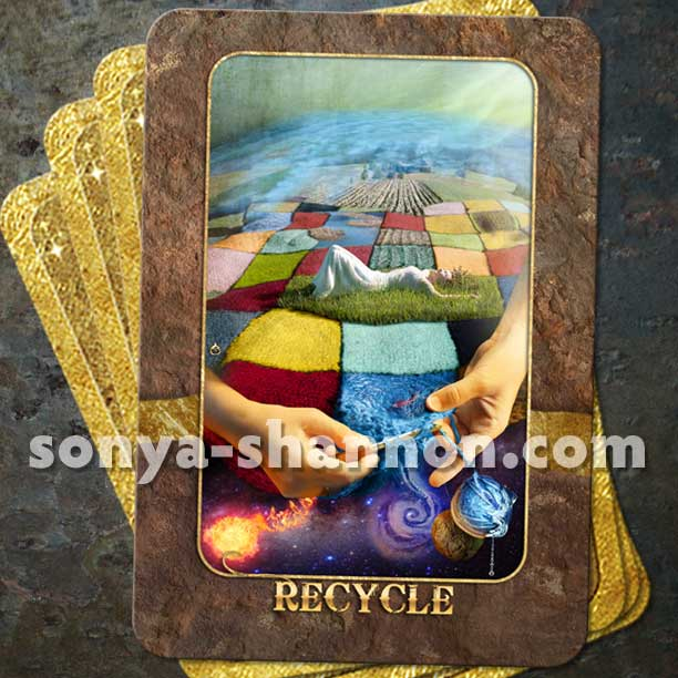 Recycle Card from the Transformation Oracle