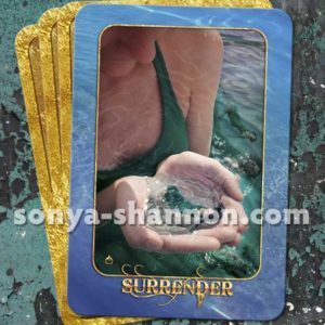 Surrender Card from Transformation Oracle