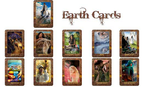 Earth Cards