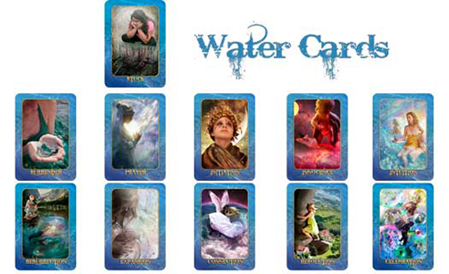 Water Cards