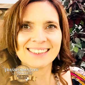 Jeanette Peasley, Transformation Oracle Certified Reader