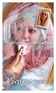 Integration card from Sonya Shannon's Transformation Oracle