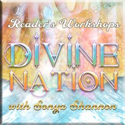 Divine Nation Reader's Workshops Schedule with Sonya Shannon
