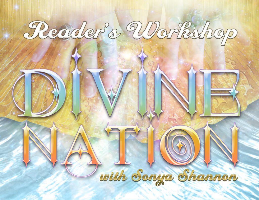 Divine Nation Reader's Workshop with Sonya Shannon